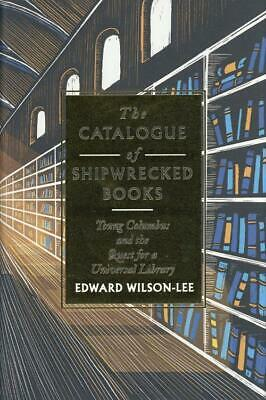£6.99 • Buy The Catalogue Of Shipwrecked Books