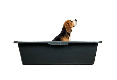£28.63 • Buy Dog Bath,drinking Trough,General Purpose Troughs With Drain Plug And Tap
