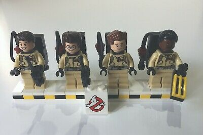 LEGO - Ghostbusters Ecto - 1 - Mini Figure Set Split From Set 21108 - VGC  • 30£