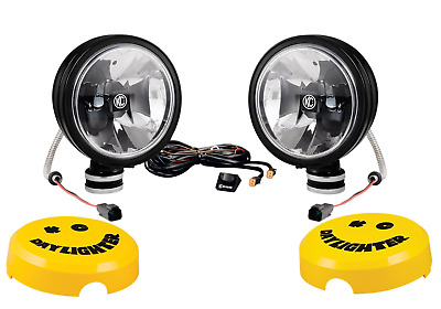 AU730 • Buy KC HiLites 6  Daylighter With Gravity LED G6 Pair Pack System (DRIVING) (BLACK)