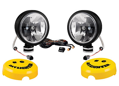 AU730 • Buy KC HiLites 6  Daylighter With Gravity LED G6 Pair Pack System (SPOT) (BLACK)
