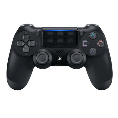 AU97.95 • Buy Genuine Sony PS4 Dualshock 4 DUAL SHOCK Black Controller New In Box Aussie Stock