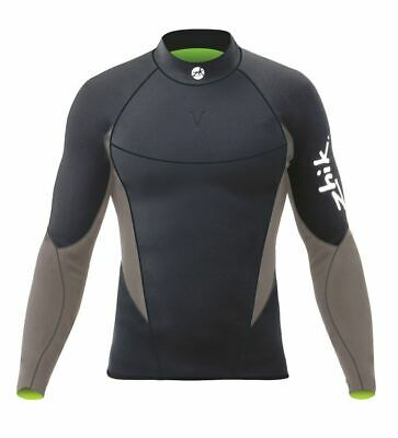 £129 • Buy Mens Zhik Superwarm V Top - Sailing Wetsuit Top - FREE DELIVERY
