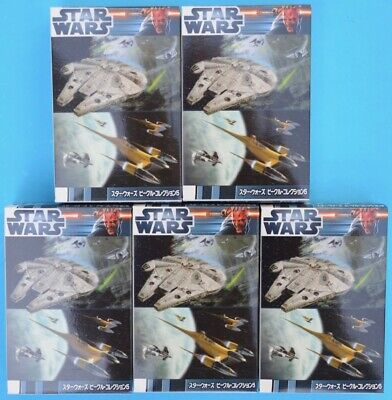 AU120 • Buy F-toys Star Wars - Vehicle Collection 5 - Set Of 5 - Trading Kits - MIB