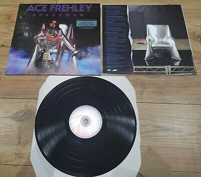 Ace Frehley Spaceman 180G Purple Translucent Vinyl New Not Sealed + Download  • 34.95£