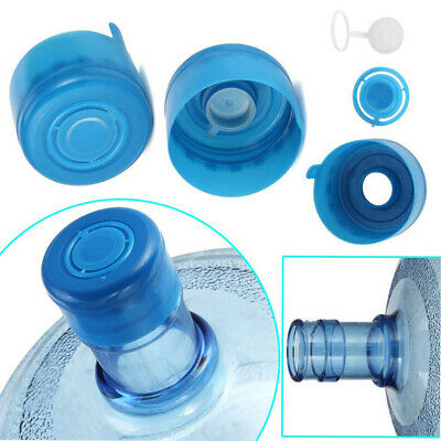 $ CDN6.26 • Buy HN- JW_ AD_ 5X Reusable Water Bottle Snap On Cap Replacement For 55mm 3-5 Gallon