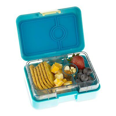 AU68.90 • Buy YUMBOX Mini Snack Leakproof Snack Box (Cannes Blue)