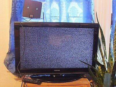 $60 • Buy 32  Toshiba High Def LCD TV 32C120U2 720p With Remote And ClearTV Antenna