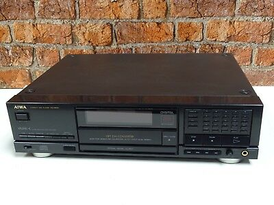 Compact Disc Player Aiwa XC-900 High Quality Hi Fi Separates 1980s CD Player • 119.99£