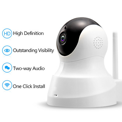 £39.07 • Buy TENVIS Security Camera- Wireless Camera, IP Camera With Night Vision/ Two-way
