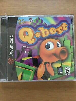 $ CDN57.08 • Buy NEW Qbert (Sega Dreamcast, 2000) Q*bert SEALED