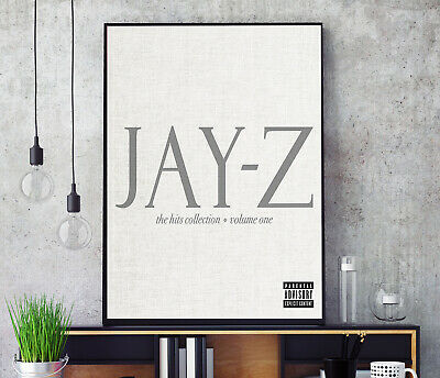 £7.99 • Buy The Hits Collection, Vol. 1 (Jay Z) Album Cover Poster Professional Grade Print