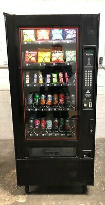 £800 • Buy Narrow Used Polyvend 32 Selection Snack & Can Vending Machine
