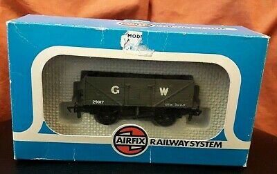 Airfix 54378 7 Plank Open Wagon GWR 10 Ton 29017 Oo Gauge Boxed 1978-81 • 9.99£