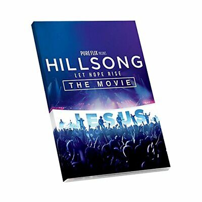 $14.23 • Buy Pure Flix Entertainment DVD-Hillsong: Let Hope Rise