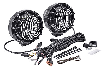 AU950 • Buy KC HiLites 6  Pro-Sport With Gravity® LED G6 Pair Pack System - Wide-40 Beam