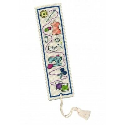 £8.15 • Buy Complete Cross Stitch Bookmark Kit -  Sewing Bookmark