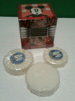 $ CDN7.60 • Buy Disney Resort Mickey Mouse Facial Soap Qtips New