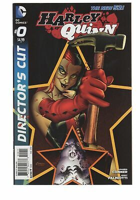 $ CDN4.83 • Buy  Harley Quinn #0 Director's Cut DC Comics The New 52 Series Conner & Palmiotti
