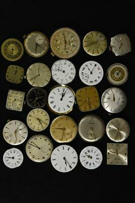 $ CDN24.73 • Buy Vintage Mens Watch Wind-up Movements Lot Of 25
