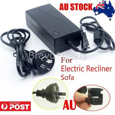 AU26.99 • Buy Recliner Sofa Lift Chair Charger Electric Supply Power Adapter Plug Transformer