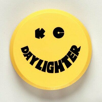 AU65 • Buy KC HiLites 6  Plastic Cover Yellow With Black Daylighter Logo