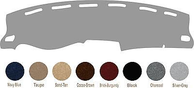 £27.34 • Buy Custom Made Dash Cover Fits 1995-2005 Chevy Cavalier Dashboard Cover Mat Pad
