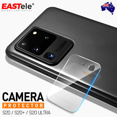 AU3.75 • Buy For Samsung Galaxy S20 FE Plus Note 20 Ultra Camera Len Tempered Glass Protector