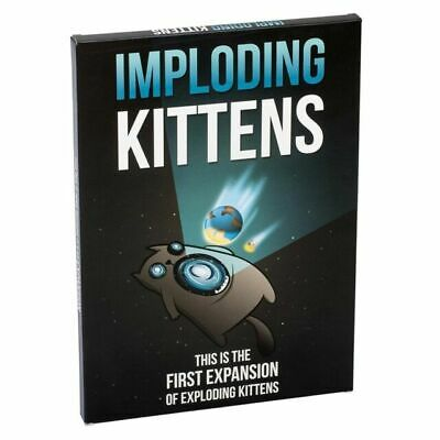 AU11 • Buy Imploding Kittens This Is The First Expansion Of Exploding Kittens. Best