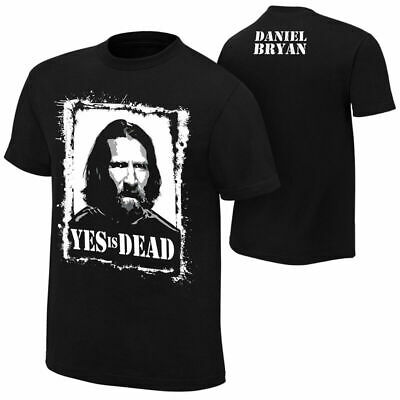 WWE Daniel Bryan Yes Is Dead  [Small] Authentic T-Shirt • 13.99£