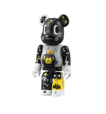 $99.99 • Buy Tokidoki TTF Bearbrick 100% Taipei Toy Festival 2009 Limited Rare Be@rbrick King