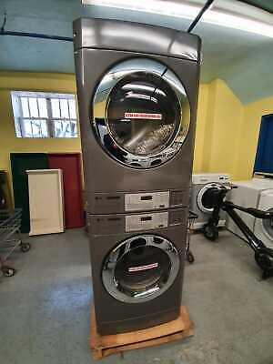 $1500 • Buy GDL1329CGD3 Commercial Laundromat LG Stack Gas Dryer, Used