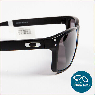 AU157.50 • Buy NEW Oakley Holbrook Matte Black Prizm Grey (9102-E8) Sunglasses