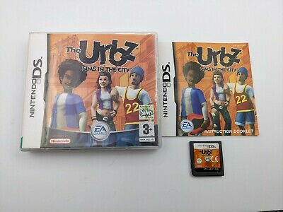The Urbz: Sims In The City - Nintendo DS Game - 2DS 3DS DSi - Free, Fast P&P! • 34.99£