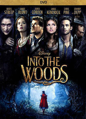 £7.10 • Buy Into The Woods