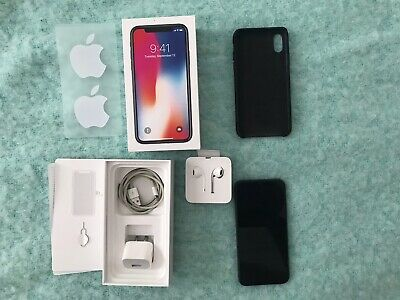 AU660 • Buy Apple IPhone X 256GB Space Grey