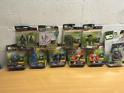 £24.99 • Buy Ben 10 Figure New Rare Kevin 11 Ultimized Rath Zombozo You Choose