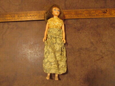 $ CDN27.05 • Buy Vintage Barbie Doll Hair With Dress Outfit Early