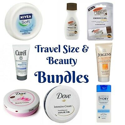 AU26.15 • Buy Travel & Beauty Bundles ❤️ Perfect For Vacation Rental Property ❤️ Ships Free!!!