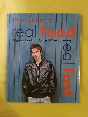 Real Food, Real Fast By Susan Stern, Sam Stern (Paperback, 2006) • 0.99£