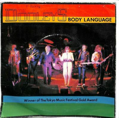 The Dooleys - Body Language - 7  Record Single • 2.69£