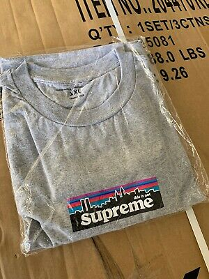 $ CDN114.18 • Buy Some Notice Some Know This Is Not Supreme Box Logo XXL Japan Streetwear Hype XL