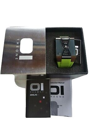 $179.99 • Buy The One 01 Watch Green Analog. Oversized Modern Watch. An09 Needs New Band. New!