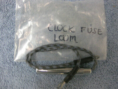 1950 Ford Clock Fuse Loom For 12 Volt New Professionally Done • 9.26£