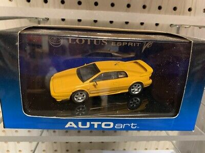 $ CDN28.19 • Buy 1/43 Autoart 55403 Lotus Esprit V8 1996 Yellow