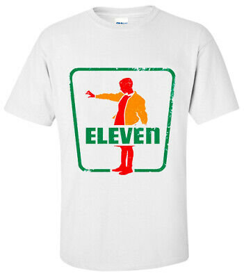 AU22.95 • Buy Stranger Things Shirt Eleven T-shirt Seven Eleven