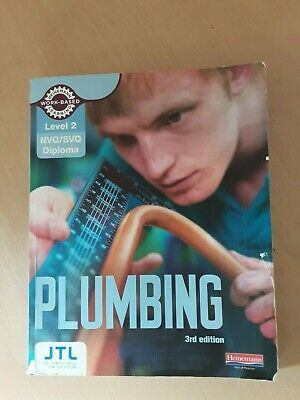 Level 2 SVQ/NVQ Plumbing Candidate Handbook By JTL Training • 25£