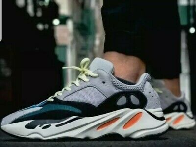 $ CDN792.72 • Buy Adidas Yeezy Boost 700 Wave Runner - Size 10.5 NEW 100% Authentic Confirmed Orde