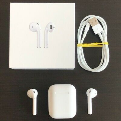 $ CDN90.09 • Buy Apple AirPods With Charging Case - 1st Gen - Box, Manual, Cable