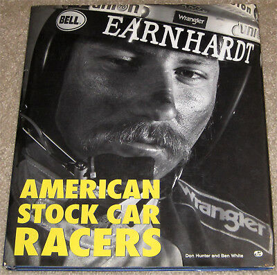 $3.49 • Buy 1997 American Stock Car Racers Large NASCAR Book- Dale Earnhardt Cover